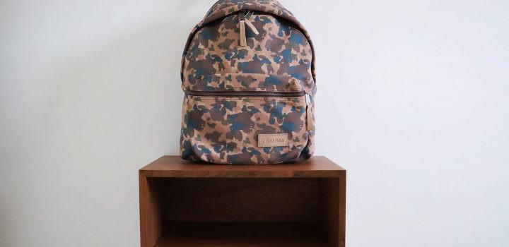 Sac Eastpak Padded Pak'r Camouflage