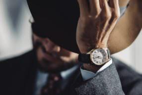 La montre idéale du gentleman moderne