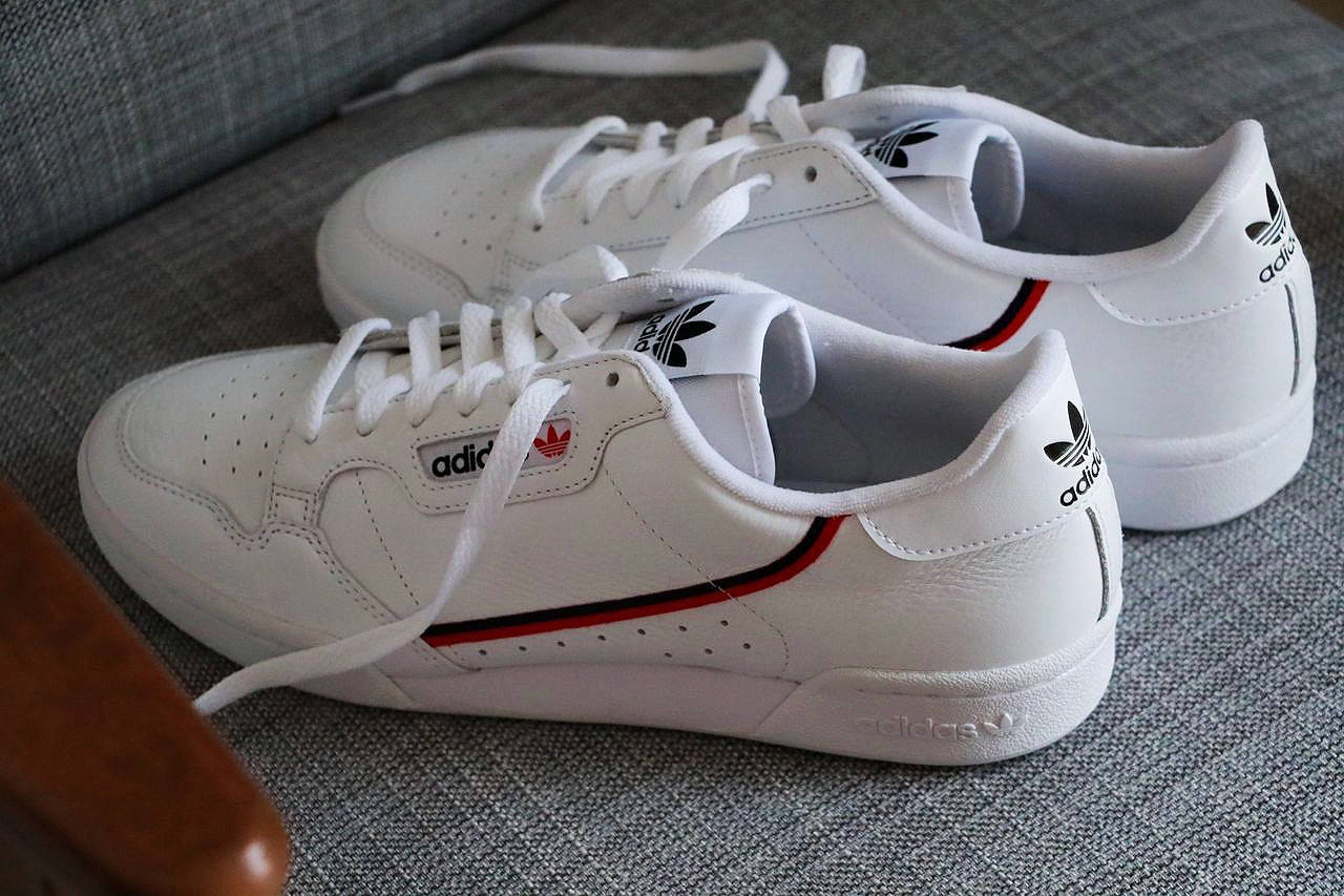 Sneakers Adidas Continental 80 | Le Barboteur
