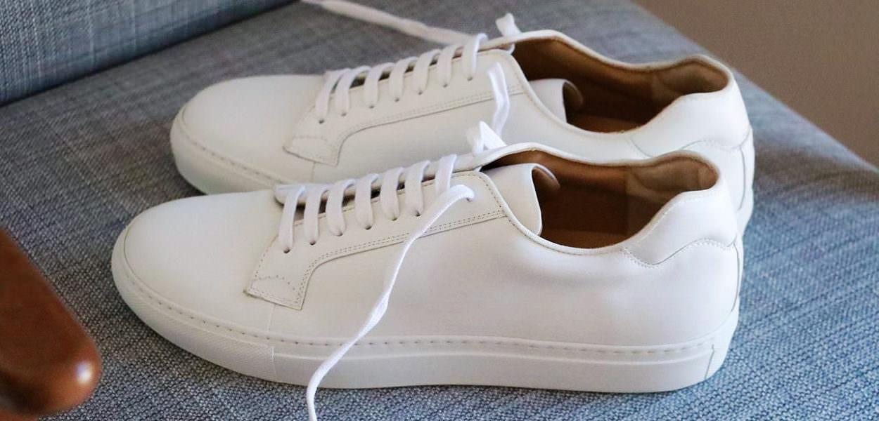 baskets-en-cuir-blanches