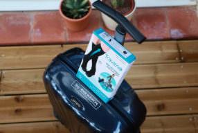 La chaussette de voyage Traveno : l'indispensable anti-jetlag