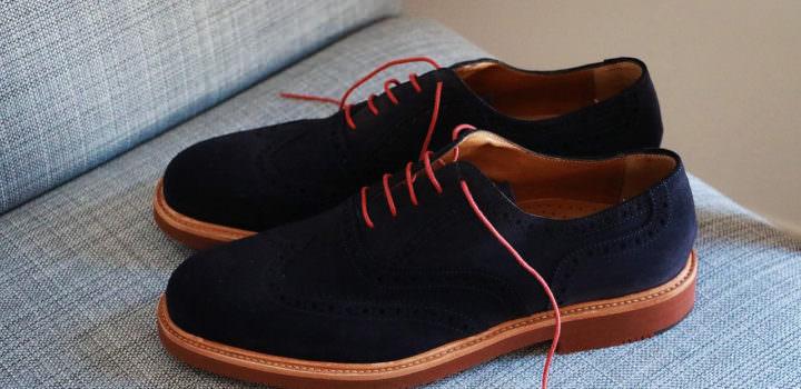 Chaussures de ville Jerry Emling