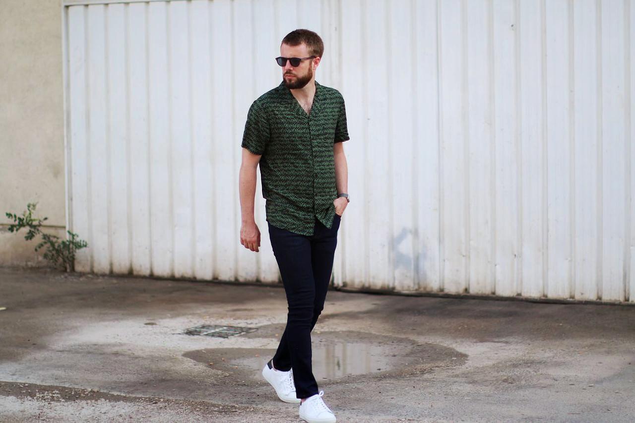 Le style minimaliste   Le Barboteur
