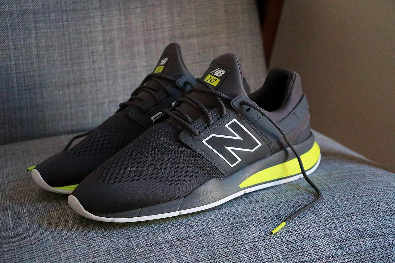 new balance hommes sneakers