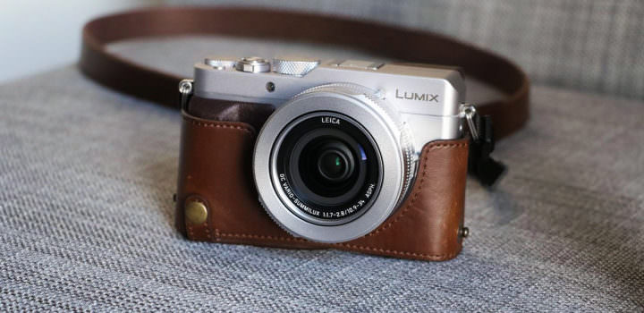 Appareil photo Panasonic Lumix LX100