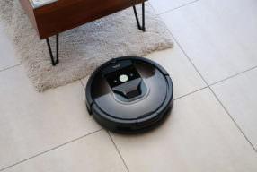 Aspirateur iRobot Roomba 980
