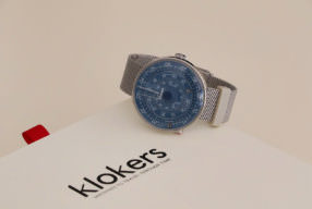 Montre Klokers Klok-01 Midnight Blue