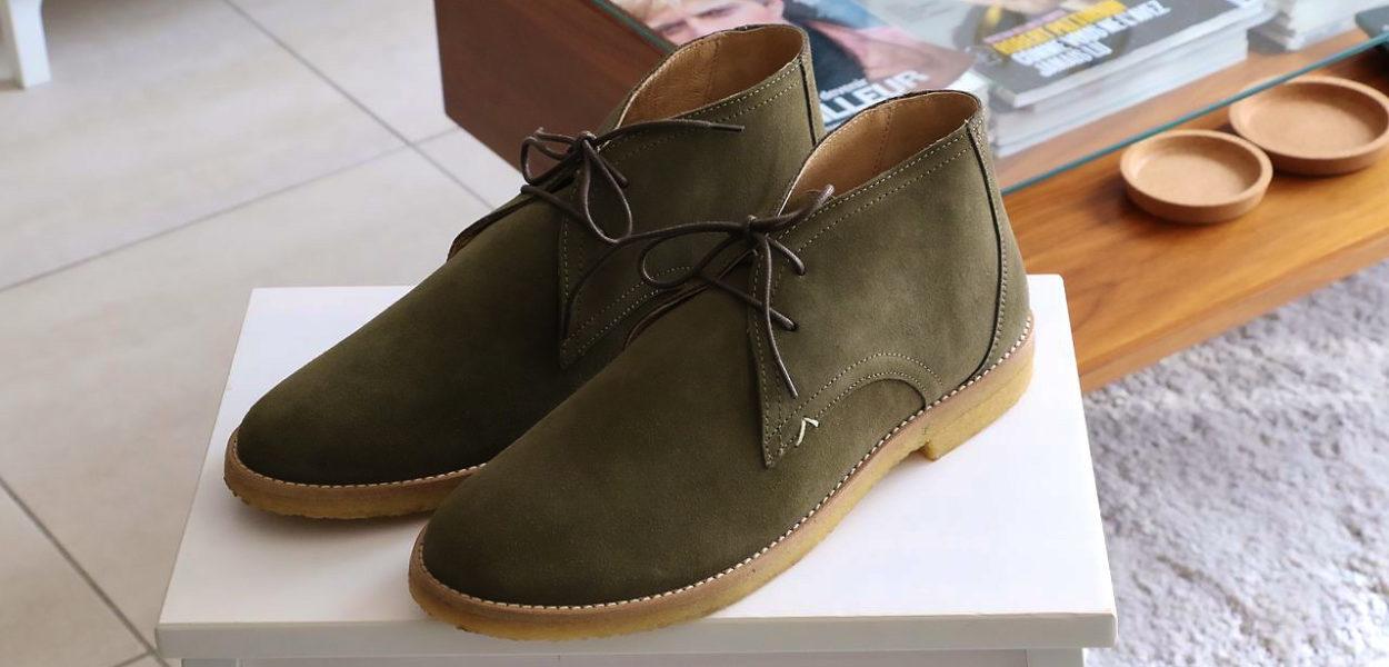 Barboteur Alain Boots Boots Barboteur MMoustacheLe Desert Alain Desert MMoustacheLe Desert nPk0wO