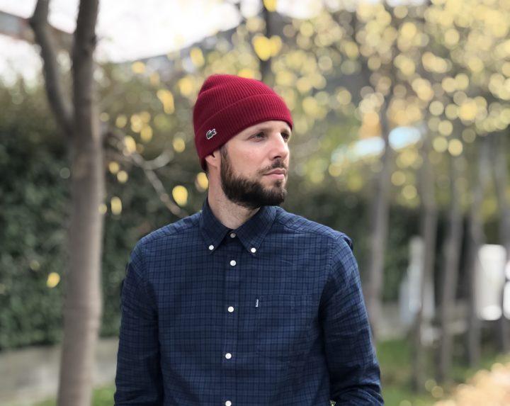 bonnet-rouge-lacoste