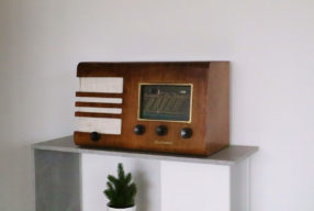 Radio Vintage Bluetooth A.bsolument
