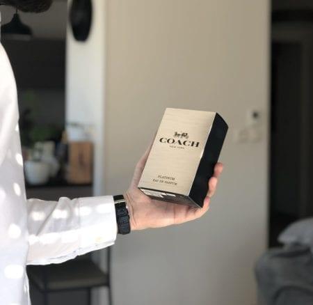 Eau de Parfum Coach Platinum