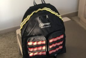 Sac à dos Eastpak x White Mountaineering