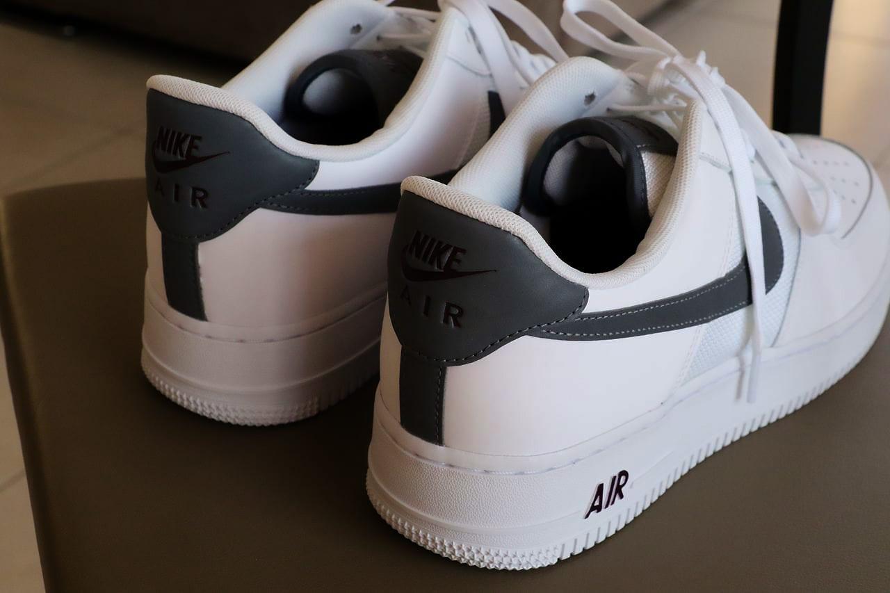 Sneakers Nike Air Force 1   Le Barboteur