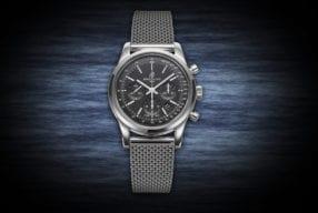 Breitling : l'horlogerie d'aviation et de plongée