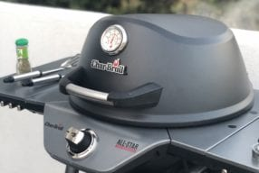 Barbecue Char-Broil All Star 120 B-Electric