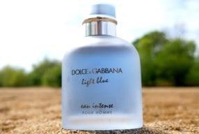 Eau intense de Dolce&Gabbana, mon nouveau parfum coup de coeur