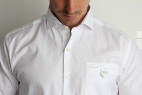 Les chemises de ville pour un look plus décontracté