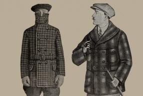 La mode des manteaux et vestes pour homme des années 20