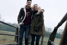 Blouson en peau lainée : le choix idéal pour l'hiver