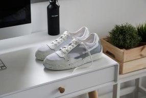 RE<-SOURCE, la première chaussure recyclable à l'infini par Tbs