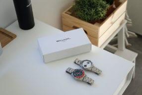 William L. 1985 : de belles montres au style vintage