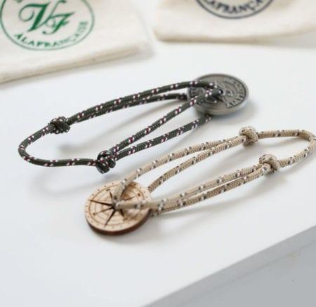 Bracelets Le Vent à la Française