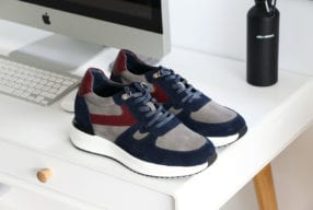Sneakers rehaussantes Mario Bertulli
