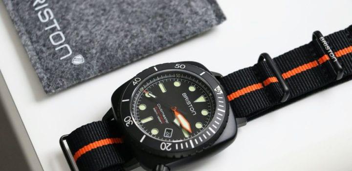 Montre Briston Clubmaster Diver Pro