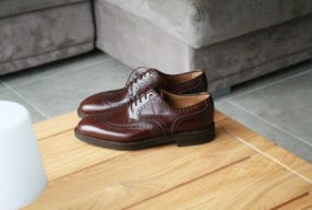 Chaussures Derby Morjas