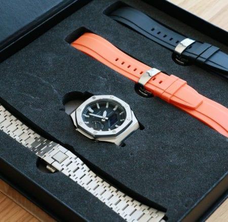 Tentimes : le spécialiste des montres customisées