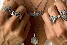 Plata Paris : le bijou au masculin