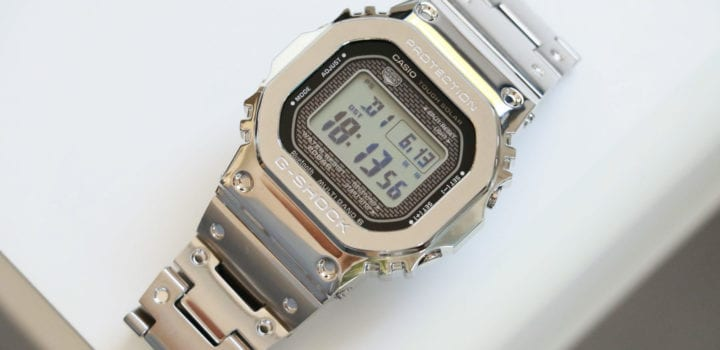 Montre G-Shock GMW-B5000D