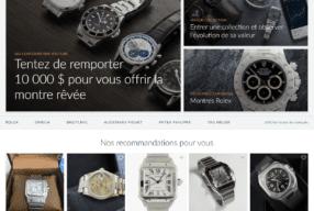 Chrono24 : acheter et vendre des montres de luxe